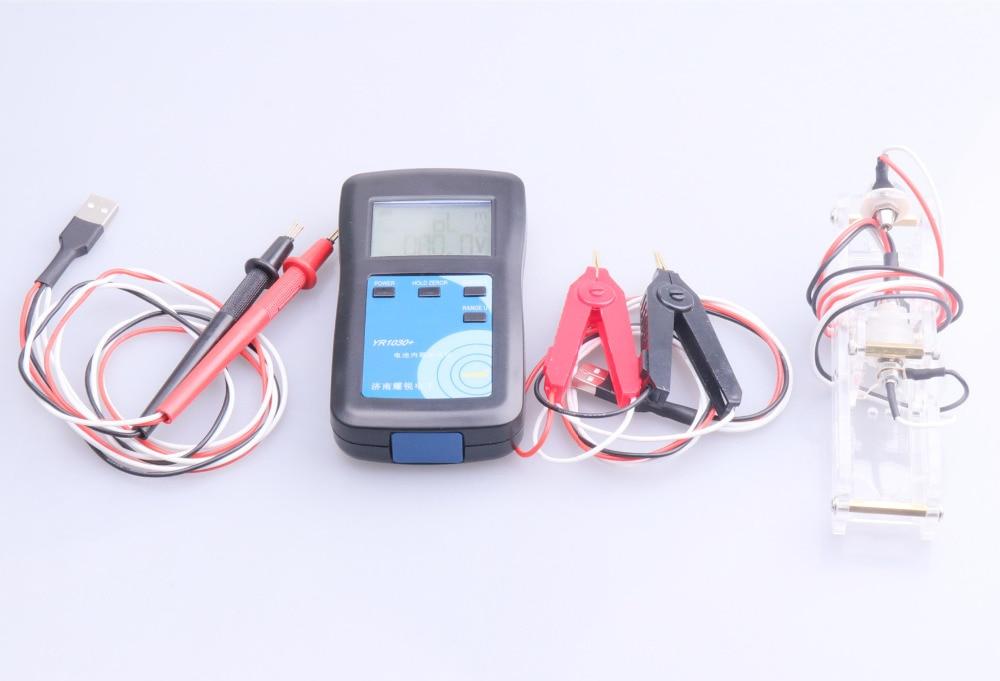 YR1030 18650 lithium battery tester Internal Resistance ...