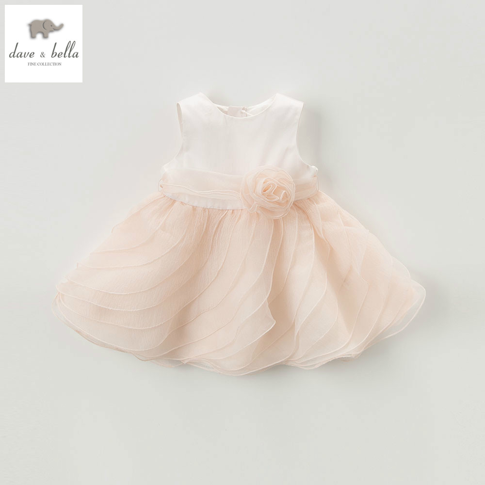 DB5658 dave bella summer baby girls princess dress childs