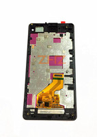 For SONY Xperia Z1 Compact LCD Display Touch Screen Digitizer Assembly Replacement Parts M51w D5503 For SONY Z1 Mini LCD Display