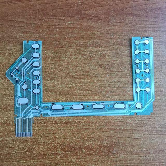 Anritsu MT9083 MT9083A8 MT9082 MT9082B8 Optical Time Domain Reflectometer OTDR keyboard Operating keys 1 PCS