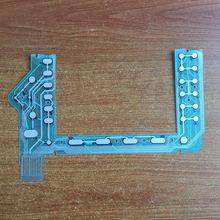 Anritsu MT9083 MT9083A8 MT9082 MT9082B8 reflectómetro de dominio de tiempo óptico teclado OTDR teclas de operación 1 Uds