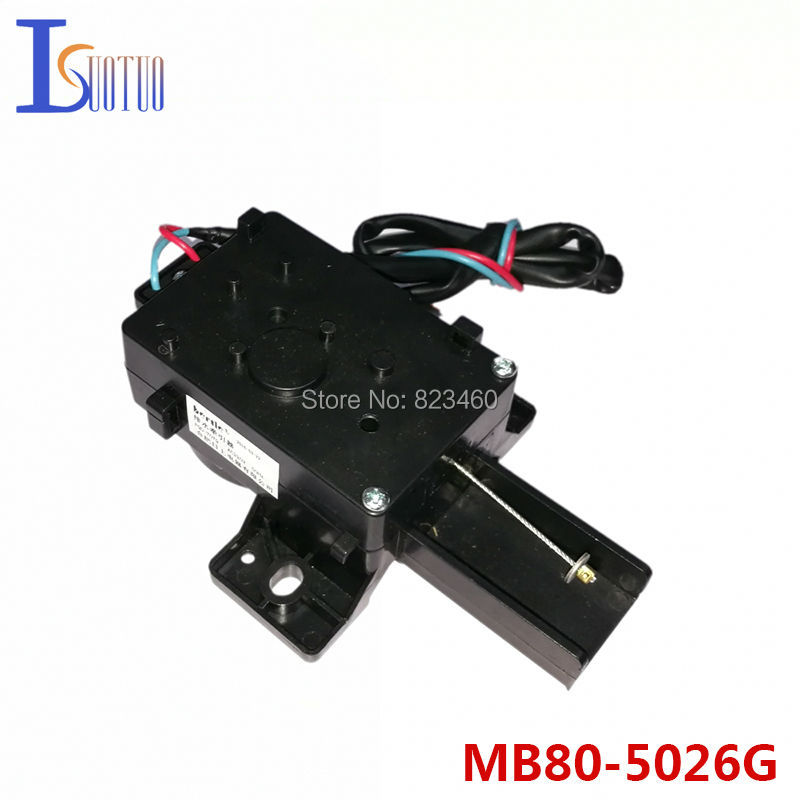 Brand new Midea washer tractor MB80-5026G washing machine drainage motor original drain valve  brand new washing machine timer dxt 15f g 3 5a 250v 180 degree