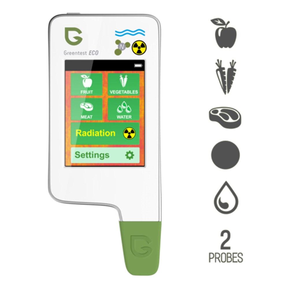 Greentest ECO 5 Высокая точность читать цифровой Еда нитрат тестер, фруктов, овощей и вода тестер/здравоохранения