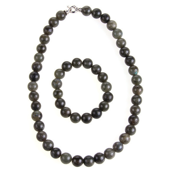 Cheap Pearl Necklace Sets: Hot Sale Unique Jewelry Sets For Women With Import Flash