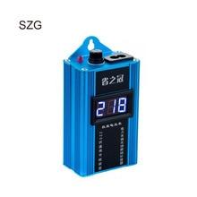 SZG-100KW электричество Мощность энергосбережения Мощность Saver Smart LED Дисплей