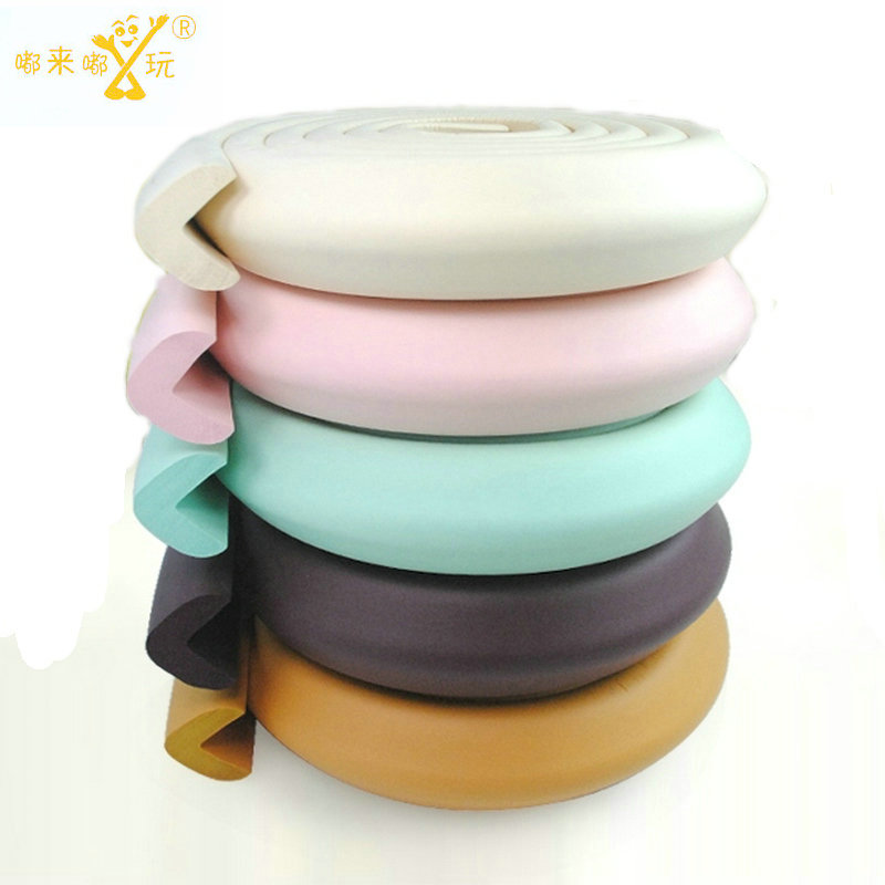 Baby Safety Protector Soft Table Edge Corner Furniture Guard Cover Cushion Bump Protector