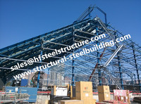China Steel Structure Warehouse Workshop Contractor Fabricator Manufacturer Erector For Turn key
