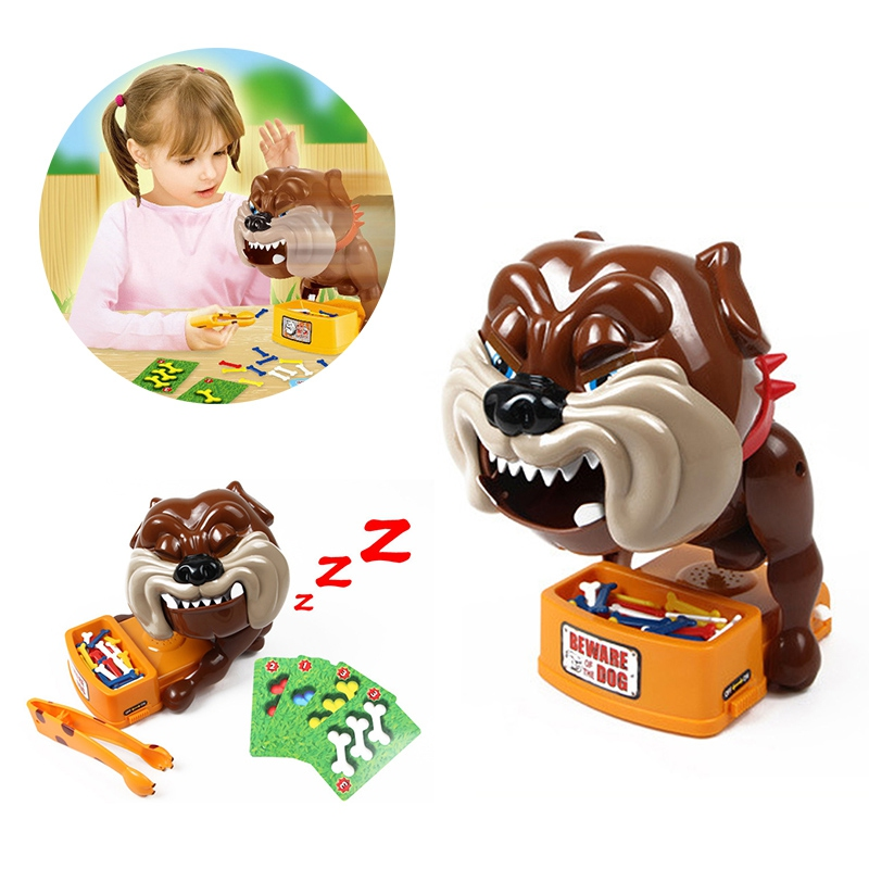 The Hand Paternity Interactive Funny Games Hot selling Tricky Toys Creative Toys noticed Vicious Dog Bite