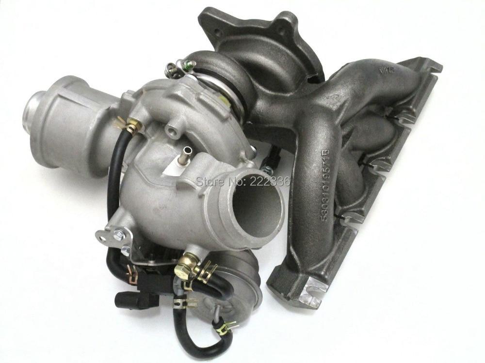 KKK turbo K03 5303 988 0106 06D145701D 06D145701E turbo chargeur pour Seat Exeo 2.0 TFSI - 4
