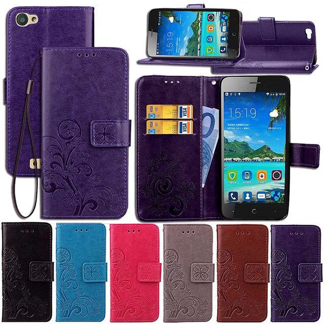 77a5823c892 Effelon caja de lujo del teléfono para ZTE Blade A610 A610C un 610 Flip  capa cartera