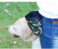 New Dogs Cats Multifunction Portable Outdoor Training Reward Waist Bag Doggy Snack Bags Puppy Pocket Pet