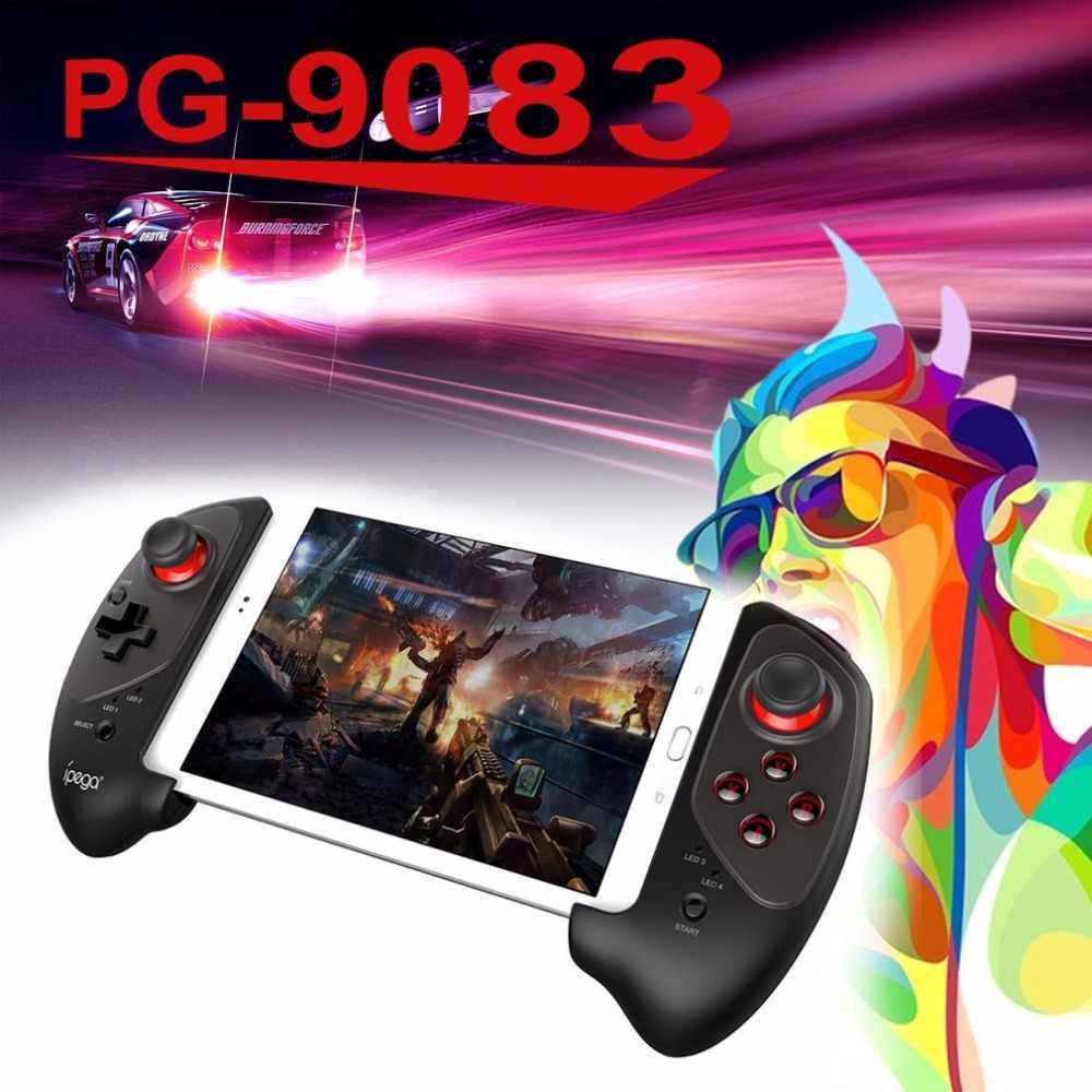 Ipega PG-9083 красная мышь Bluetooth игровой коврик беспроводной контроллер для Android tv Box для nintendo Switch для Xiaomi huawei Phone