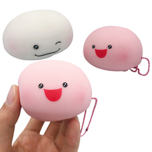 Squishy Slow Rising squeeze Kids Toys Cute Cat Antistress Ball Squeeze Mochi Rising Abreact Soft Sticky Stress Relief Funny Gift цена и фото