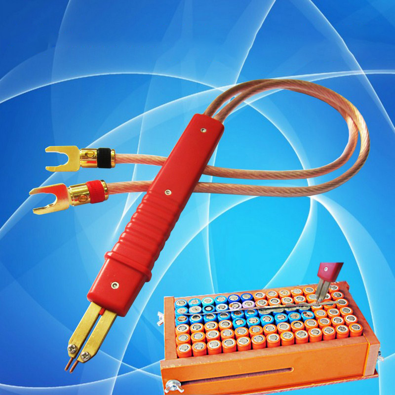 SUNKKO HB-71B Spot Welding Pen-use Polymer Battery Welding Spot Welder Pen Soldering Tool for 709 Series Spot Welding MachineSUNKKO HB-71B Spot Welding Pen-use Polymer Battery Welding Spot Welder Pen Soldering Tool for 709 Series Spot Welding Machine