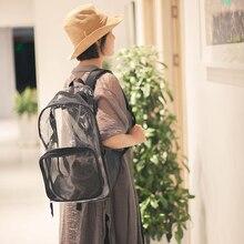 General Transparent Travel Bag PVC Portable Cat Bags Backpack Dog Solid Natural Pet Backpacks and