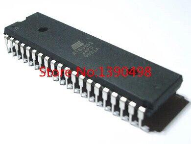 Free Shipping AT89S52 24PU AT89S52 IC DIP40 100 NEW