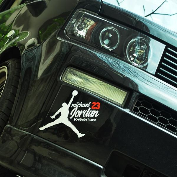 Michael Jordan Cars 2015