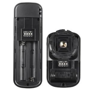 Image 4 - YouPro YP 860 E3 2.4กรัมไร้สายรีโมทชัตเตอร์รับส่งสัญญาณ16ช่องสำหรับCanon P Entaxกล้องDSLR