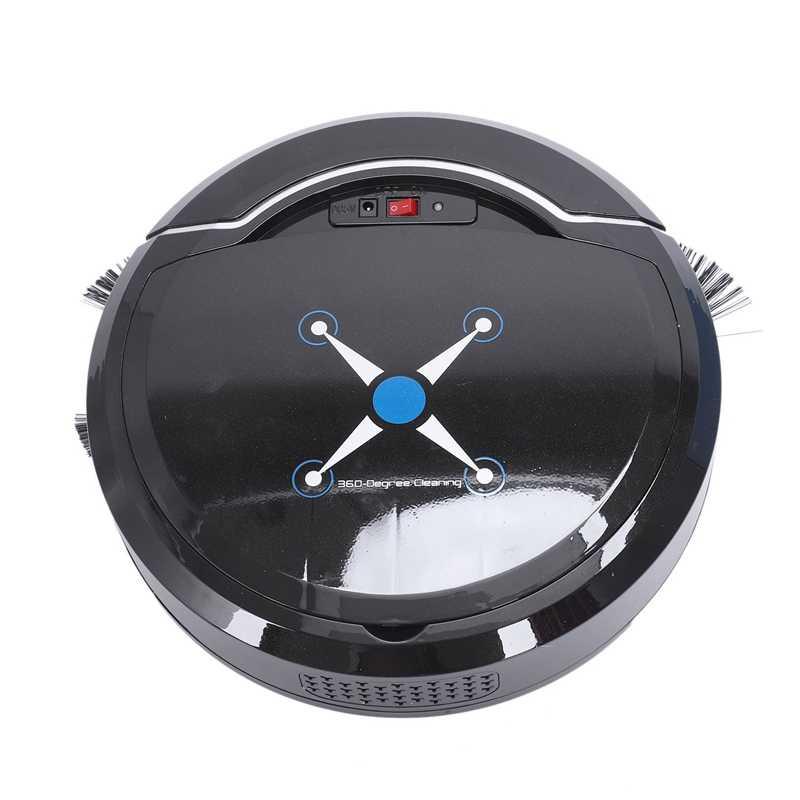 Автоматический пылесос робот для домашнего офиса сухой и влажной уборки умная уборочная машина умный робот для уборки пола