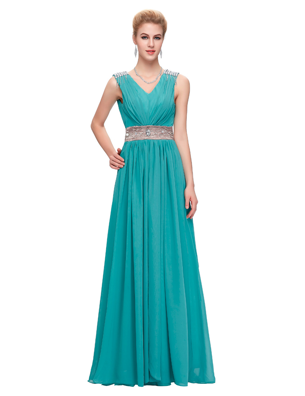 Cheap Turquoise Bridesmaid Dresses Discount Wedding Dresses