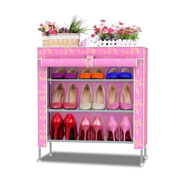 Online Shop Living Room shoe organizer wardrobe for shoes storage ...