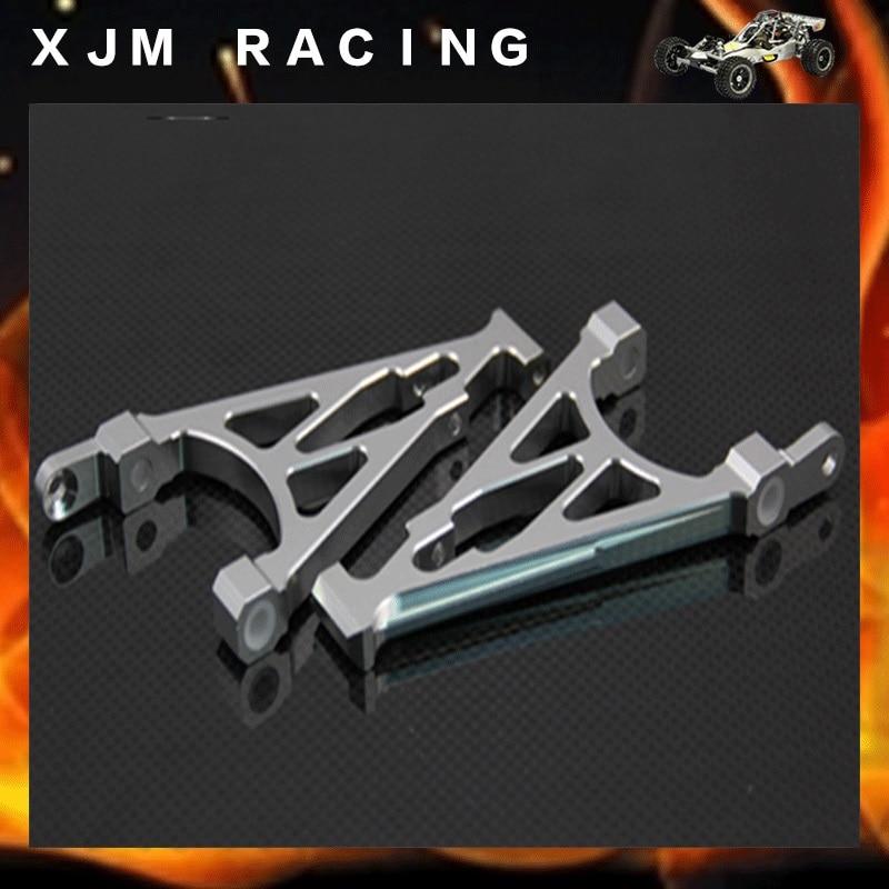 GTBRacing Rear shaft bracket for 1/5 rc car hpi rovan km baja 5b/5t/5sc parts gtbracing fuel tank assembly metal fuel tank cover for 1 5 rc car baja 5b 5t 5sc parts