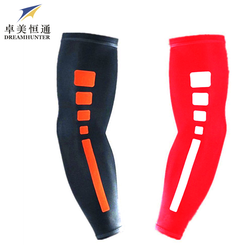 2pcs/lot Armband Arm Warmers Fitness Sports Long Amy Sleeve Running Non-skid Section Protect Cycling Armguards