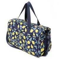 New Oxford Printing Travel Bag Organizer Women Big Bags Portable Large Duffel Bag Fashion Girl Weekend Bags Travel Garment Totes