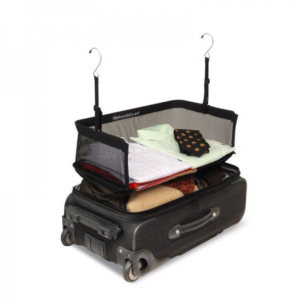 Portable Closet Suitcase Dandk Organizer