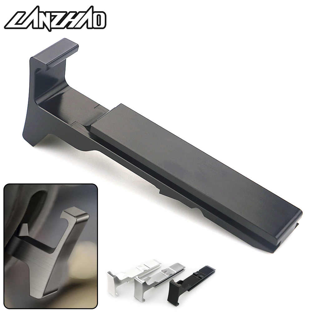 Motorcycle Luggage Hook Helmet Holder CNC Aluminum Accessories for