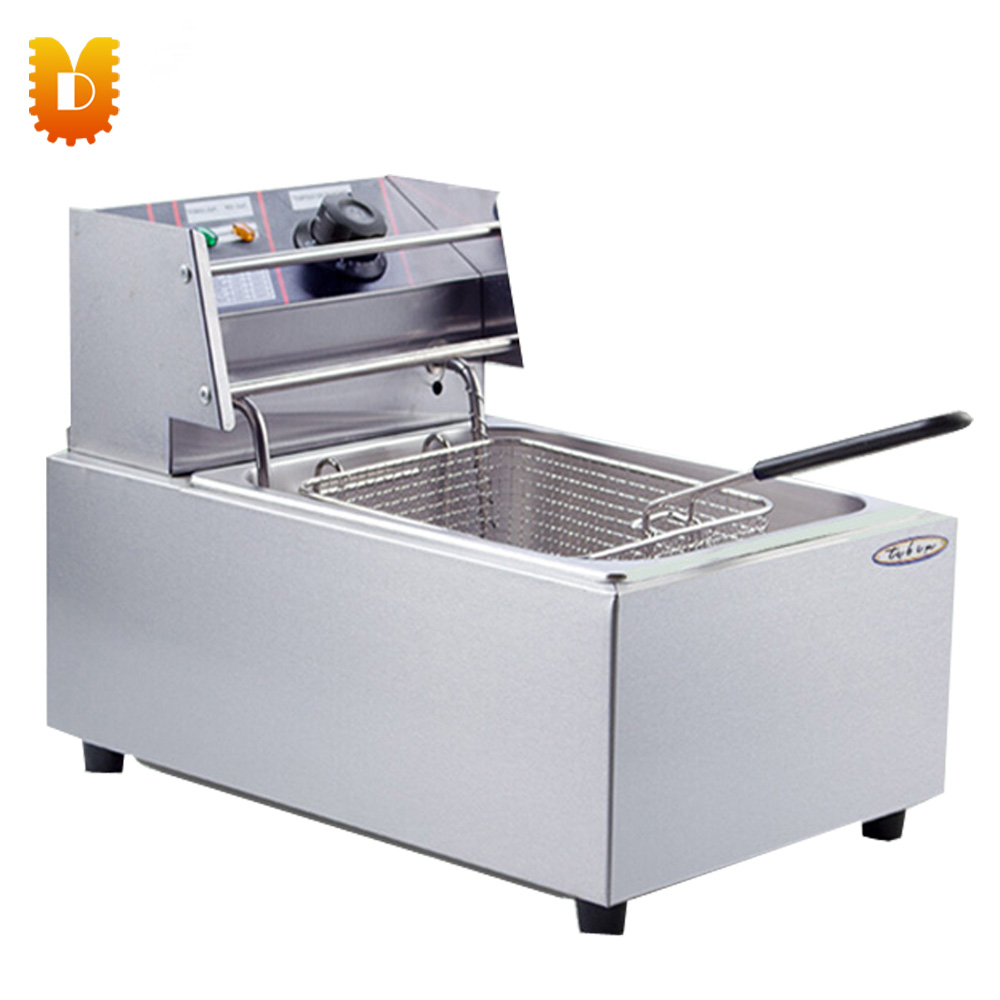 Stainless steel Electric Fryer Frying machine salter air fryer home high capacity multifunction no smoke chicken wings fries machine intelligent electric fryer