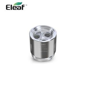 Image 5 - Original Eleaf HW Series Coil HW1 HW2 HW3 HW4 HW M HW N HW M2 Coil Single/Dual 5pcs/lot Head for iKonn 220 IJUST 3 ELLO Atomizer