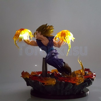 Led Fire Lights | Dragon Ball Z Action Figure Son Gohan Fire Fist Led Light DIY Set Super Saiyan Dragon Ball Super Son Gohan Fire Set DIY173