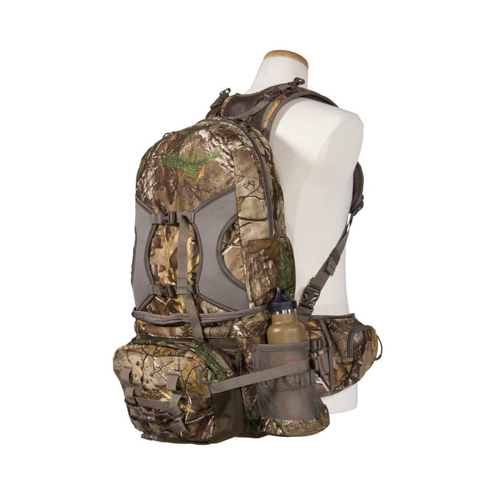 Outdoor Hiking Rucksack Hunting Camouflage Backpack Camo Waist Bag for Hunting Bags Removable Fishing Back Pack