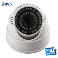 AHD 1080P 2.0MP Security Monitor Indoor Dome CCTV Surveillance Product with Plastic Casing Cheap Price