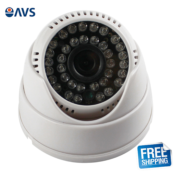 AHD 1080P 2.0MP Security Monitor Indoor Dome CCTV Surveillance Product with Plastic Casing Cheap Price casing