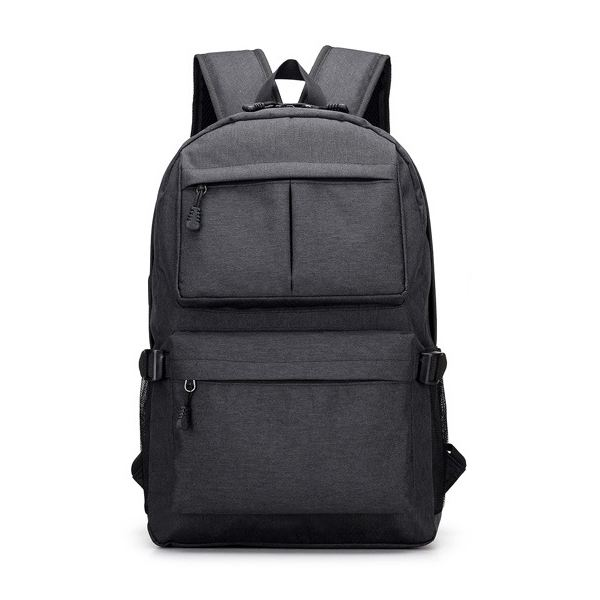 ABDB Travel Laptop Backpack Fit 15.6 Inch Laptop Oxford Cloth with USB Charging Port Large Capacity School Computer Bag for Me