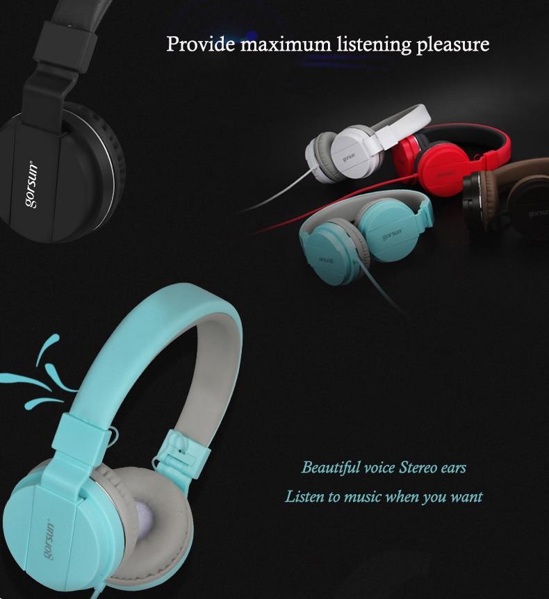 GS779 headset gamer earphone gaming steelseries 3 5mm plug dynamic soild  bass headphone with microphone