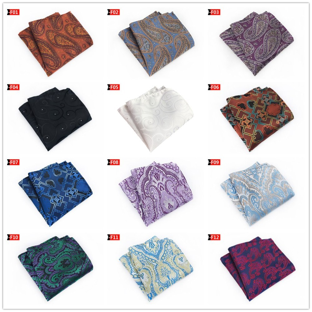 Floral Pocket Square Dress Handkerchief Mens Pocket Squares Hankerchief Hanky Towel