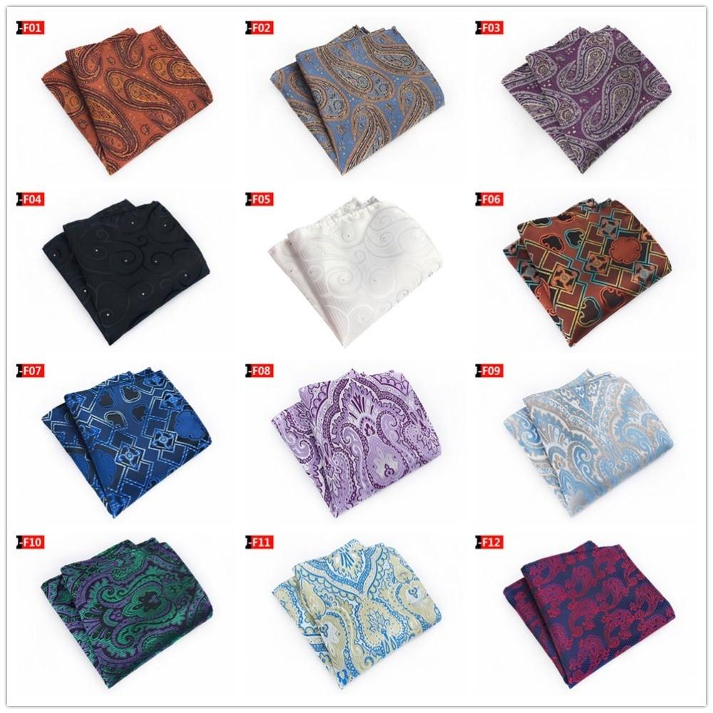 Floral Pocket Square Dress Handkerchief Mens Pocket Squares Hankerchief Hanky Towel
