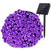 Tendseakai 7/12/22M Solar Powered Light Outdoor Waterproof for Garden Wedding Decoration Lawn Lamps Led String Fairy Path Lights