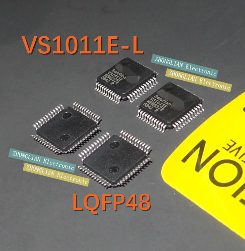 Free Shipping 4pcs VS1011E VS1011E-L VS1011 1011 LQFP48 in stock 100%new and Original image