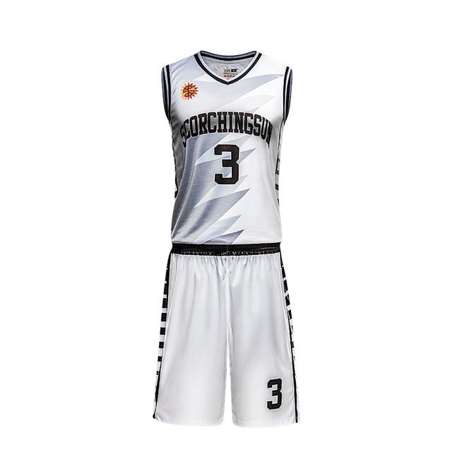 bbe416a7 Compras carnaval gran descuento personalizado uniforme sublimación de baloncesto  diseño profesional de secado rápido transpirable jersey