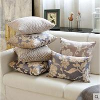 2017 PASAYIONE Chenille Fabric Decorative Pillowcases 45 45cm 60 60cm Throw Pillow Cushion Cover Bed Decor