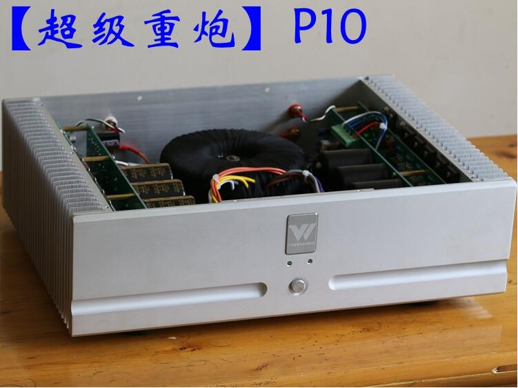 CS P10 dual channel pure Power amplifier back stage 400W+400W HIFI power amplifier рюкзак back stage 2729 galaxy rose