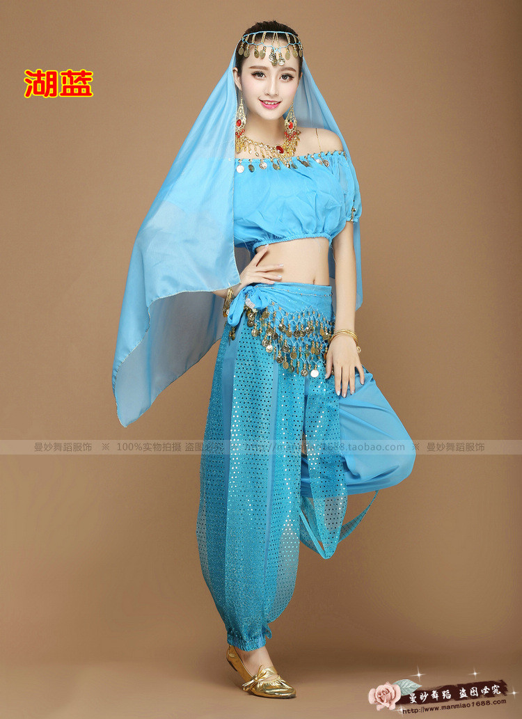 Adult Women Cheap Prices Oriental Tribal Arabic India Bollywood Belly Dance Costume For Sale
