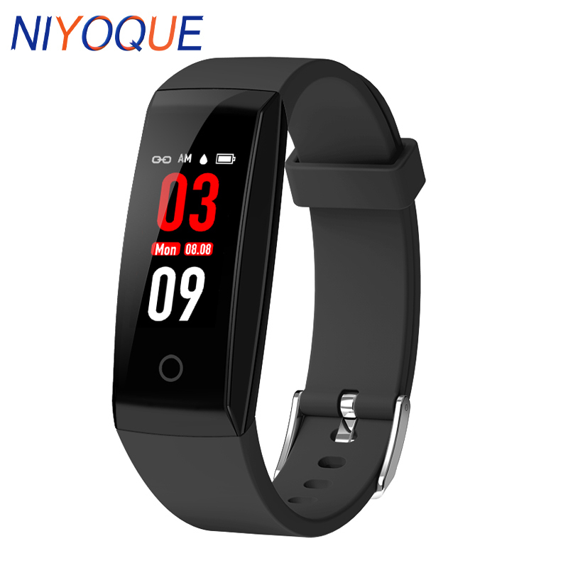 Fitness Tracker Bracelet W8 Smart Band IP67 Waterproof Smart Wristband Activity Tracker Heart Rate Monitor Calories for honor