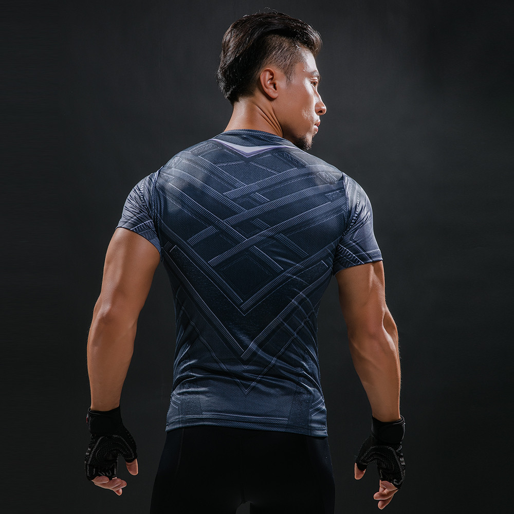 Punisher 3D Printed T-shirts Men Compression Shirts Long Sleeve Cosplay Costume crossfit fitness Clothing Tops Male Black Friday 71