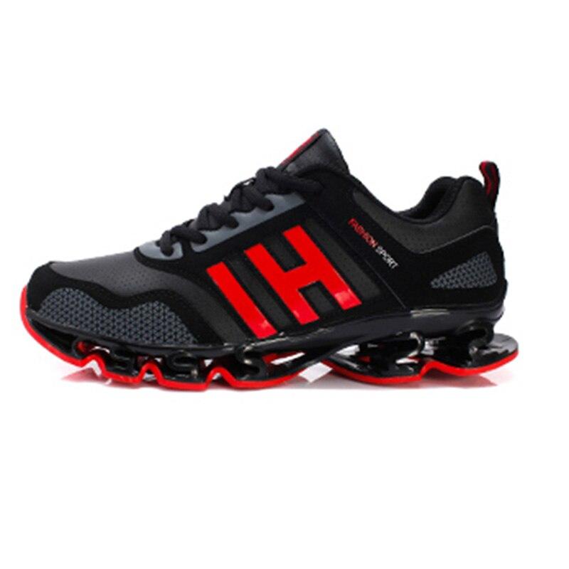 2017 Běžecká obuv pro muže Unisex Trend Run Atletické trenéři Black ... baaaa2df64
