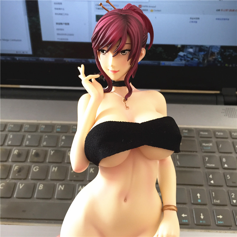 Anime GK Sexy 12 Marie Mamiya Starless sex girls Cast Off Big Breasted Resin Sexy Action Figure Collection Model Toy